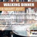 Walking Dinner 2017