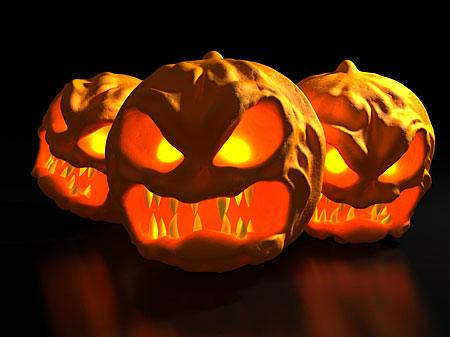 Foto's Halloween Party Online!