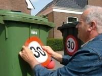 30 kilometer stickers