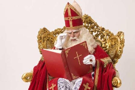 Foto's Sinterklaasfeest