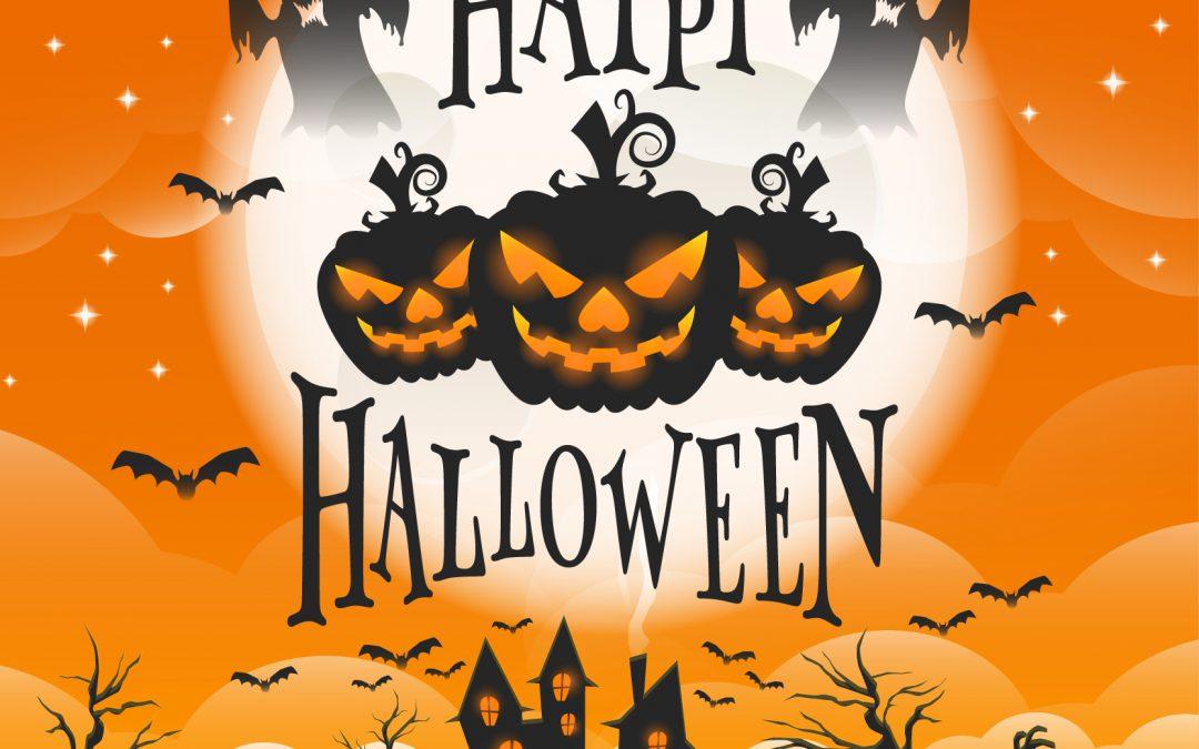 Halloween Party Kinderdisco