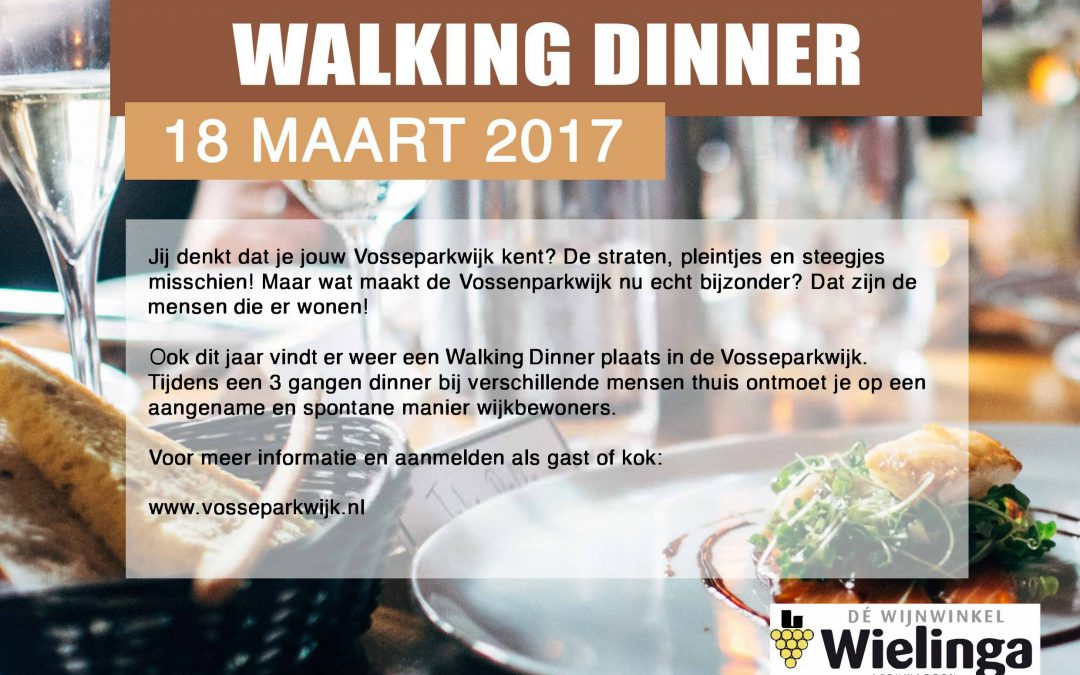 Walkingdinner