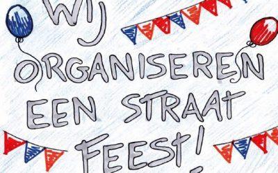 Straatfeestbijdrage Vosseparkwijk 2019