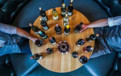 Wijnproeverij 9 november 20.00 uur